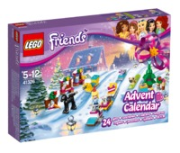 LEGO Friends: Advent Calendar (41326)