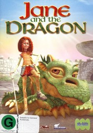 Jane And The Dragon on DVD image