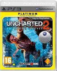 Uncharted 2: Among Thieves (Platinum) for PS3