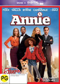 Annie on DVD