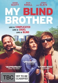 My Blind Brother on DVD
