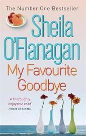 My Favourite Goodbye by Sheila O'Flanagan image