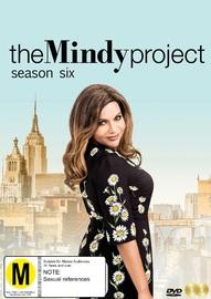 The Mindy Project Season Six on DVD