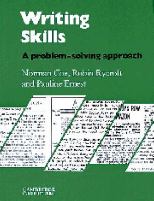Writing Skills Student's Book: A Problem-solving Approach by Norman Coe image
