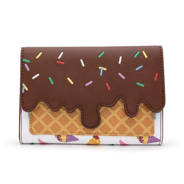 Loungefly: Disney Ice Cream Wallet