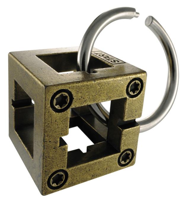 Huzzle: Cast Box Puzzle