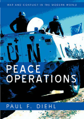 Peace Operations by Paul F Diehl image