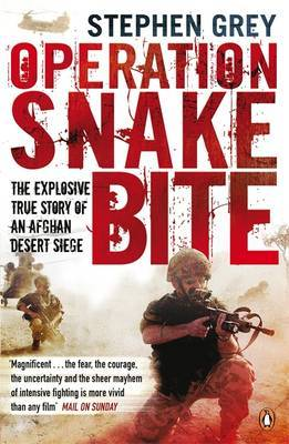 Operation Snakebite by Stephen Grey image