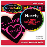 Melissa & Doug: Scratch Art Hot Pink