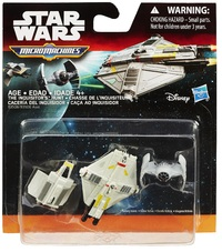 Star Wars: Micro Machines - The Inquisitors Hunt
