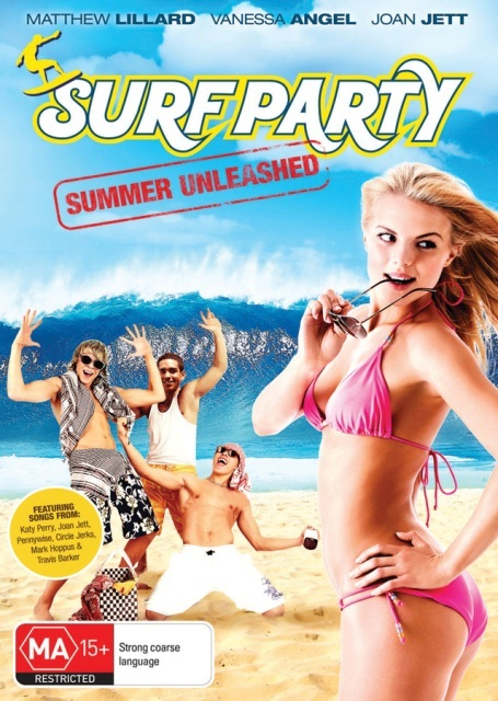 National Lampoon Presents: Surf Party on DVD