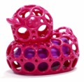 O Ball: Bath Duck - Magenta