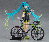 Vocaloid: Racing Miku (TeamUKYO Support Ver.) - Figma Figure