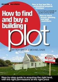 How to Find and Buy a Building Plot by Roy Speer image