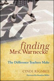 Finding Mrs. Warnecke by Cindi Rigsbee image