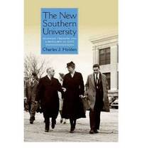 The New Southern University by Charles J. Holden