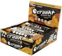 Crankt Protein Bars - Choc Peanut Butter (12x55g)