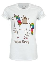 Pusheen Super Fancy T-Shirt (Large)