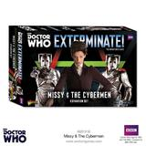 Doctor Who: Missy & The Cybermen Box Set