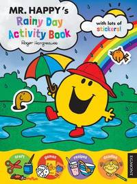 Mr Happy's Rainy Day Activity Book by Egmont Publishing UK