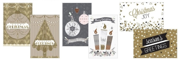 Buy boxed christmas cards formal at mighty ape australia boxed christmas cards formal m4hsunfo
