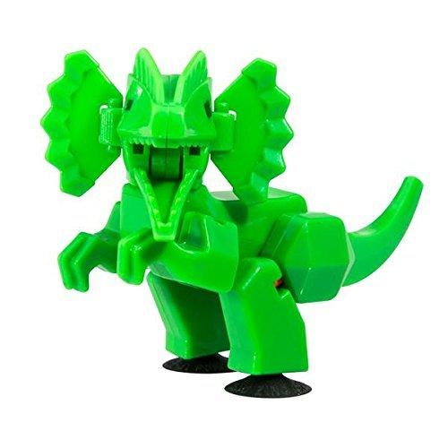 Stikbot: Dino Single - Dilophosaurus (Green) image
