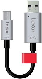 64GB Lexar JumpDrive C20c USB 3.0 - Type C