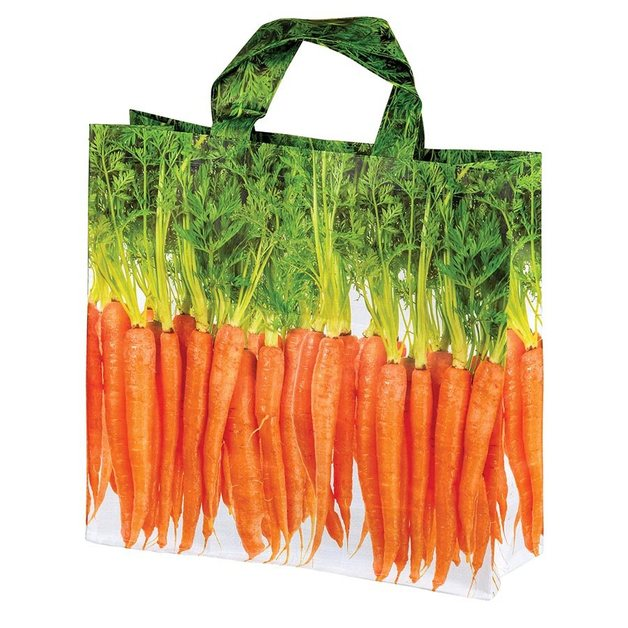 IS GIFT Shopping Bag - Veggies (Assorted)