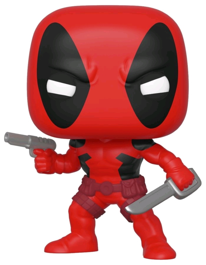 Marvel: 80th - Deadpool (First Appearance) Pop! Vinyl Figure image