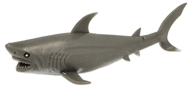 Fumfings: Stretchy Beanie - Great White Shark