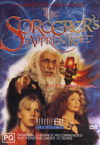The Sorcerer's Apprentice on DVD image
