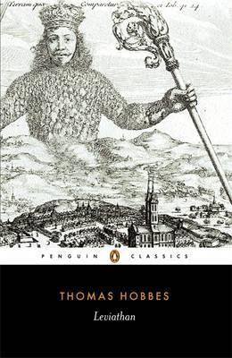 Leviathan by Thomas Hobbes image