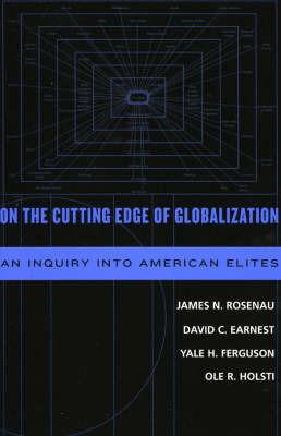 On the Cutting Edge of Globalization by James N Rosenau image