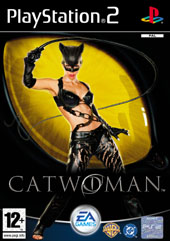 Catwoman for PlayStation 2