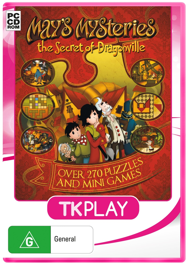 May's Mysteries: The Secret of Dragonville (TK play) for PC image