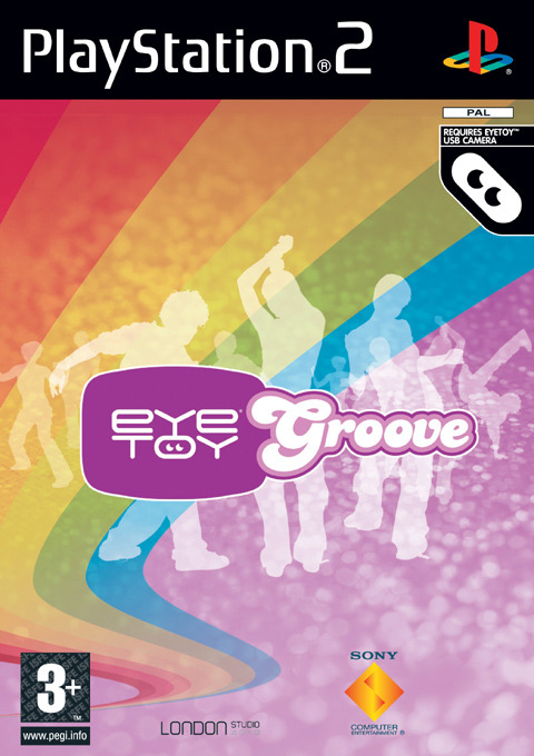 EyeToy: Groove for