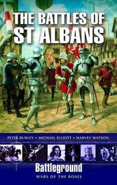 The Battles of St. Albans by Peter Burley image