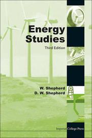 Energy Studies (3rd Edition) by DAVID William Shepherd