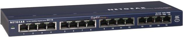 Netgear GS116 ProSafe 16-Port Gigabit Switch