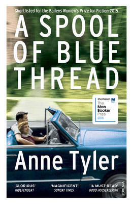 A Spool of Blue Thread by Anne Tyler image