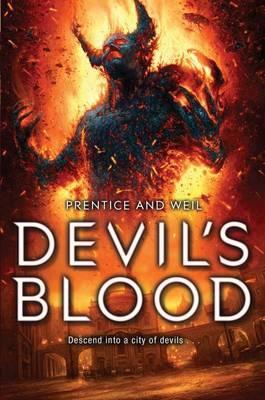Books of Pandemonium: #2 Devil's Blood by Andrew Prentice