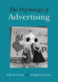 The Psychology of Advertising by Bob M. Fennis image