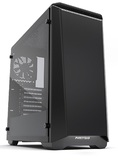 Phanteks Eclipse P400 Tempered Glass Mid Tower Case - Black White