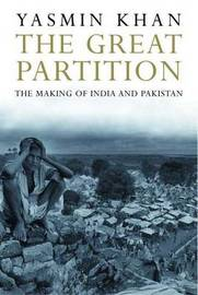 The Great Partition by Yasmin Khan image