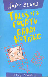 Tales of a Fourth Grade Nothing by Judy Blume image