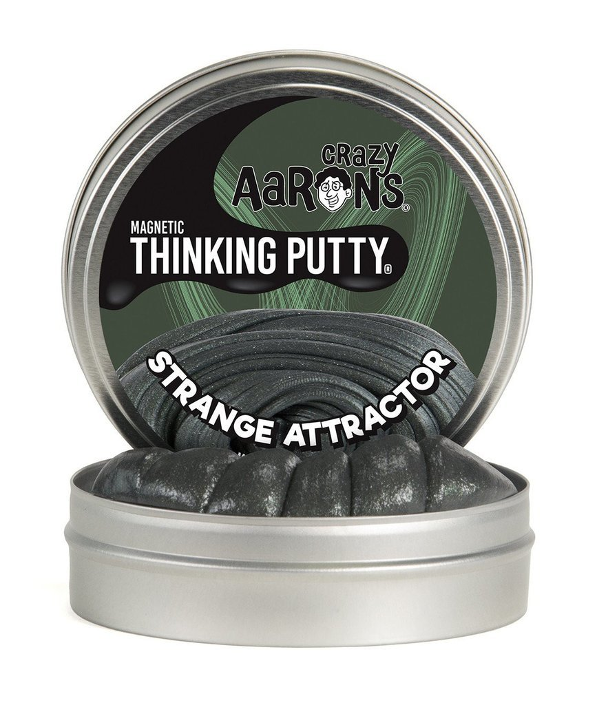 Crazy Aarons Thinking Putty: Strange Attractor image