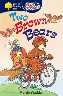 Oxford Reading Tree: All Stars: Pack 1: Two Brown Bears by Martin Waddell image