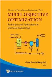 Multi-objective Optimization: Techniques And Applications In Chemical Engineering (With Cd-rom) image