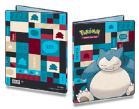 Ultra Pro Pokemon 9 Pocket Portfolio: Snorlax