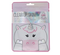 The Creme Shop Clear Up Skin Sheet Mask (Unicorn)
